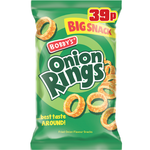 Bobby's Onion Rings (UK)
